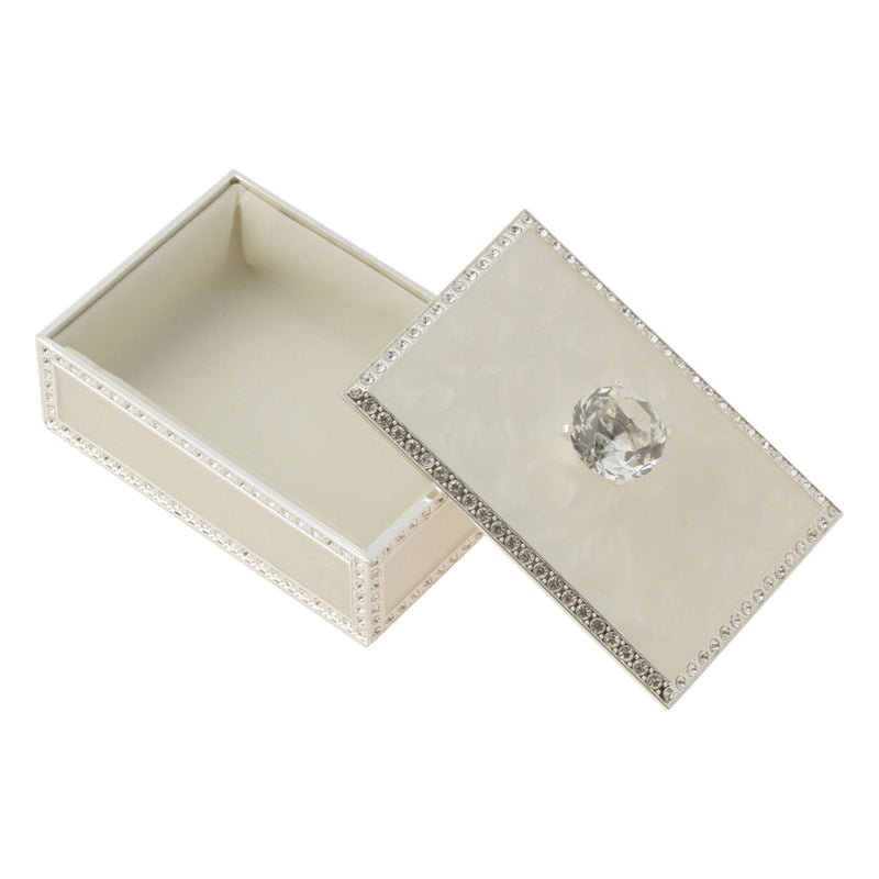 SALLI Case Diamond Large White