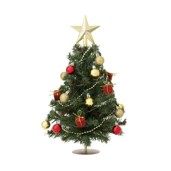 20XMAS DESKTOP SET TREE M GREEN