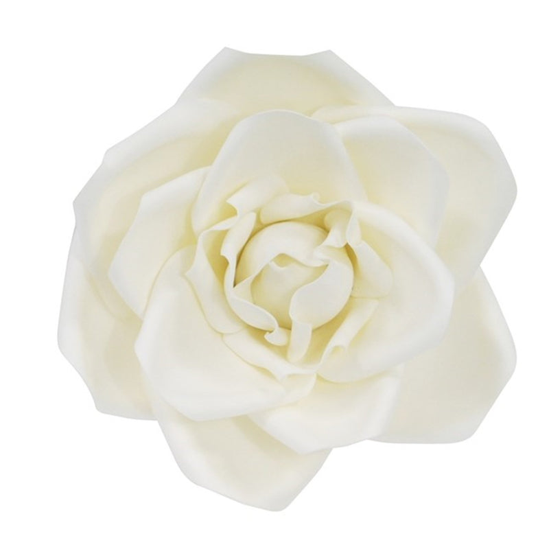 WALL FLOWER Rose Large White