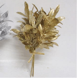 20AW ARTPLANTS TEA LEAF BOUQUE GOLD