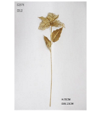 20AW ARTPLANTS POINSETTIA GOLD