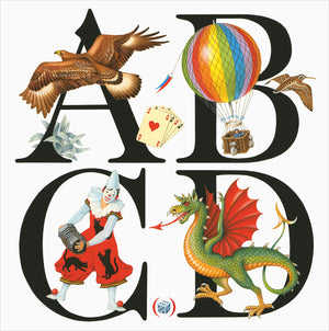 ABCD - French Pedagogical Book