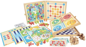 Classic French Game Box - JeuJura