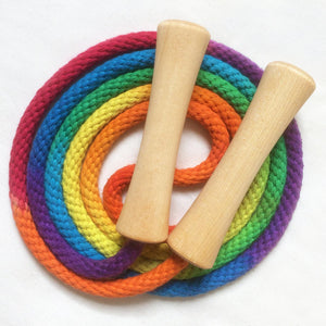 Hand-Dyed Jump Rope