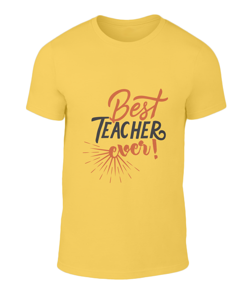 Best Teacher Ever T Shirt