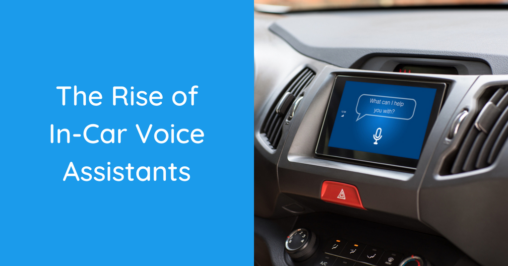 The Rise of In-Car Voice Assistants