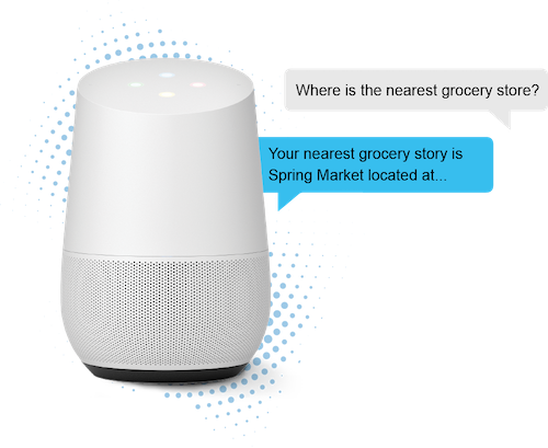 voice search business