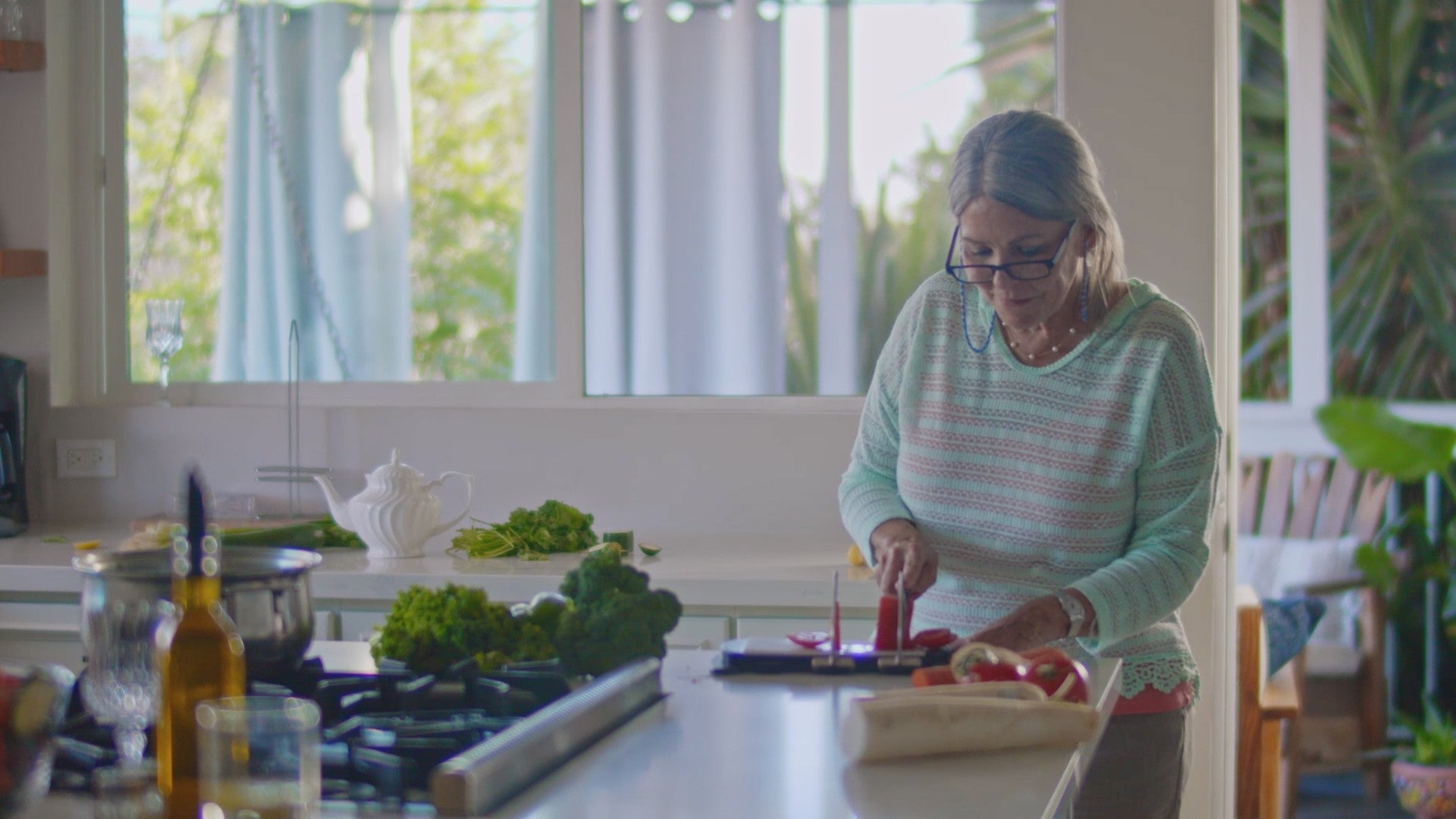 Cooking with Arthritis, stroke or trigger finger