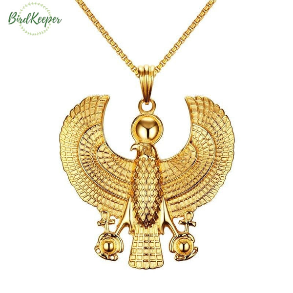COLLIER HORUS OR