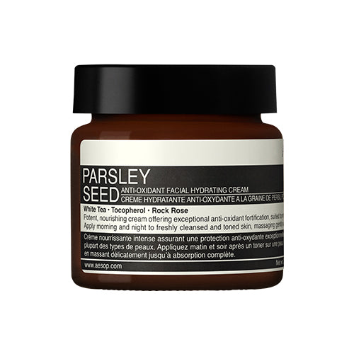 Parsley Seed Anti Oxidant Facial Hydrating Cream 60ml