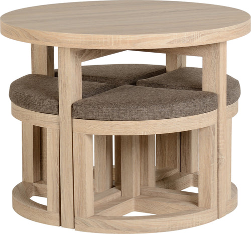 Cambourne Space Saving Dining Set