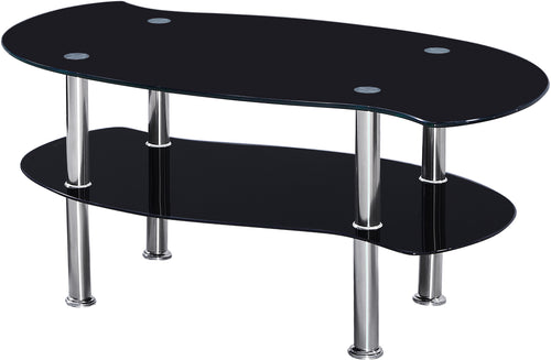 Colby Coffee Table in Black