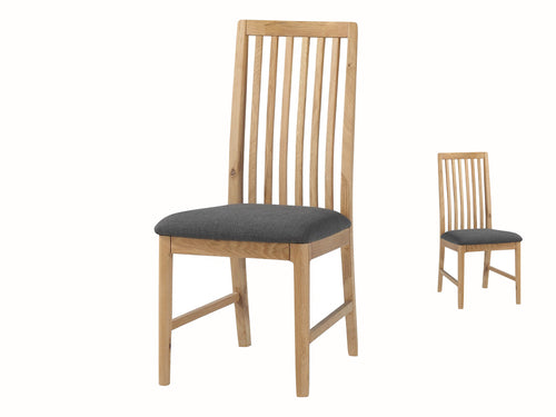 Dunmore Oak Dining Chair