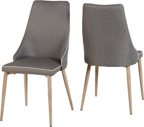 Finley Dining Chair in Grey