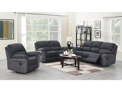 Kingston Fusion Suite in Charcoal