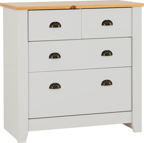 Ludlow 2 Plus 2 Drawer Chest