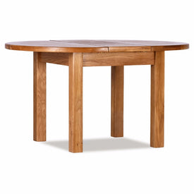 Oscar Round Extension Table