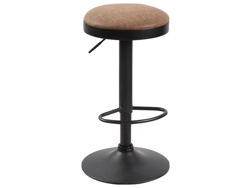 Remi Bar Stool in Brown