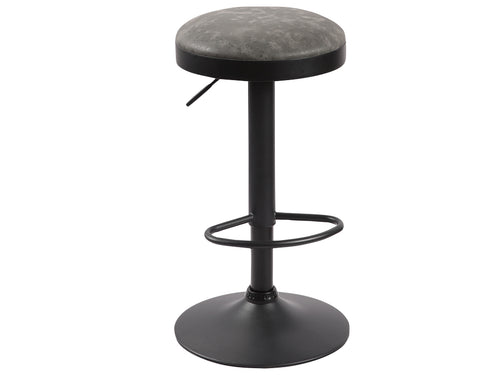 Remi Bar Stool in Grey