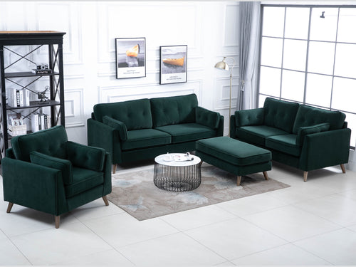 Zurich Suite in Green
