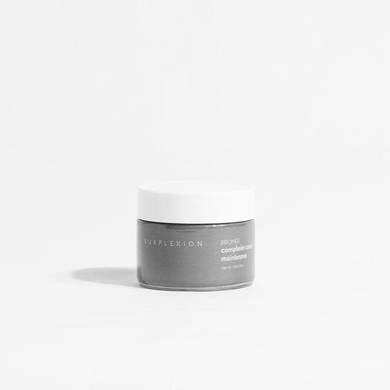 COMPLEXION CODE MAINTENANCE FACE CREAM