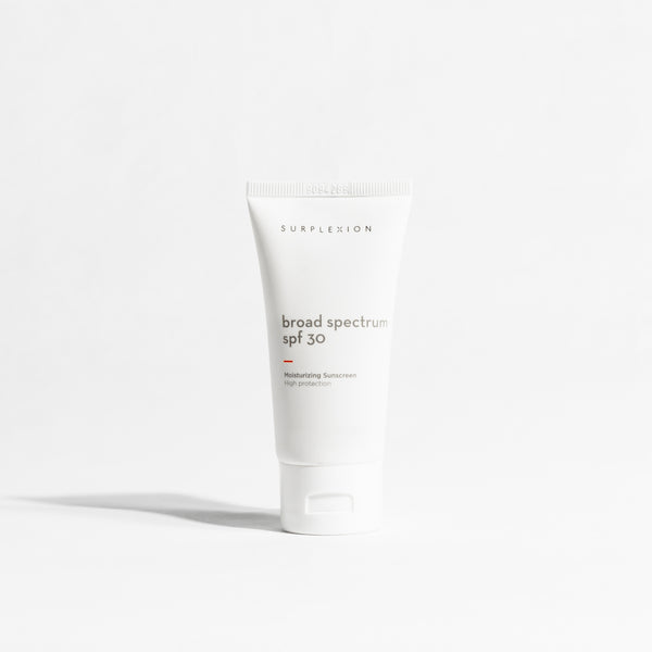 BROAD SPECTRUM SPF 30+