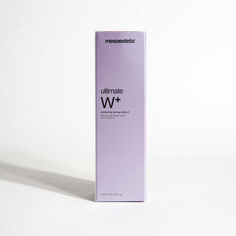 ULTIMATE W+ WHITENING TONING LOTION