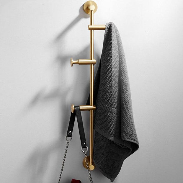 Hanger Brass Mounted Hanger Homeplistic