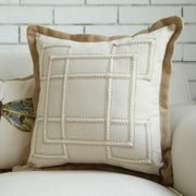 Pillow Coastal Geometric Pillow Homeplistic