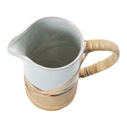 Riley Stoneware Pitcher