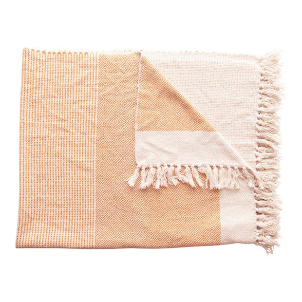 Cleo Fringe Throw