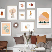 Wall Art Golden Hour Canvas Prints Homeplistic