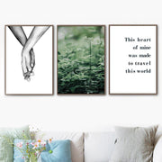 Canvas Prints Lady Flower Canvas Prints Homeplistic