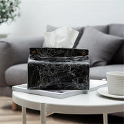 Decor Marble Tissue Case Homeplistic