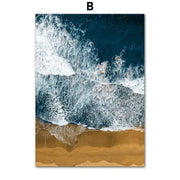 Canvas Prints Meet Me by the Sea Canvas Prints Homeplistic