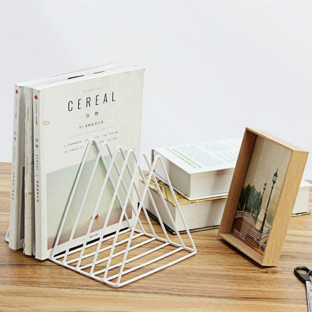 Shelf Modern Book Organizer Homeplistic