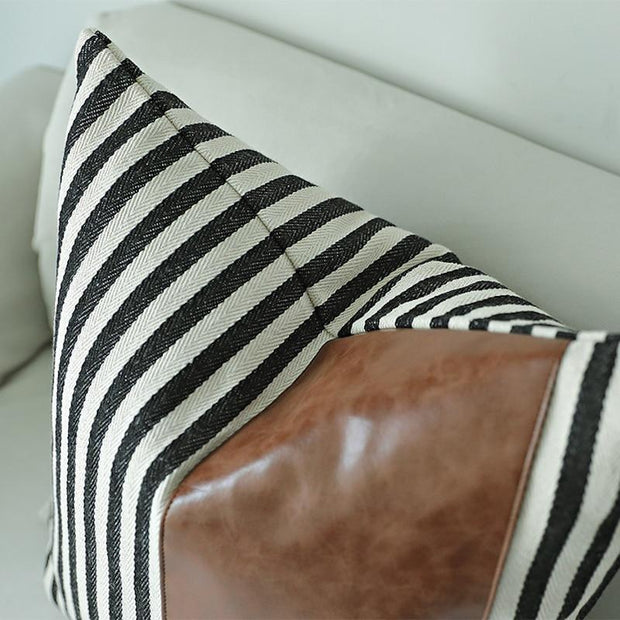 Pillow Modern Patchwork Pillows Homeplistic