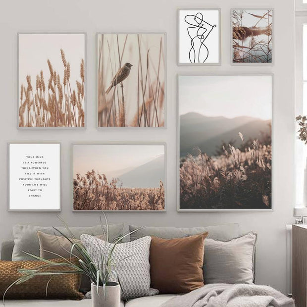 Canvas Prints Mountain Escape Canvas Prints Homeplistic