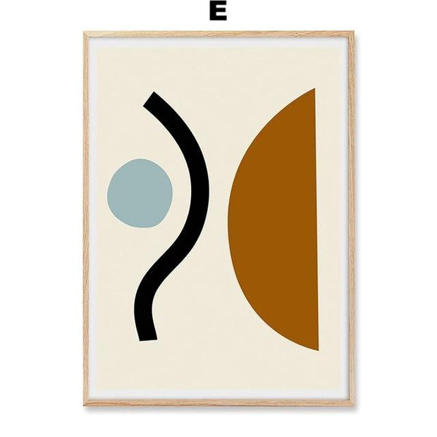 Wall Art Neutral Strokes Canvas Prints Homeplistic