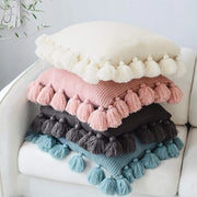 Pillows Olivia Knit Pillows Homeplistic