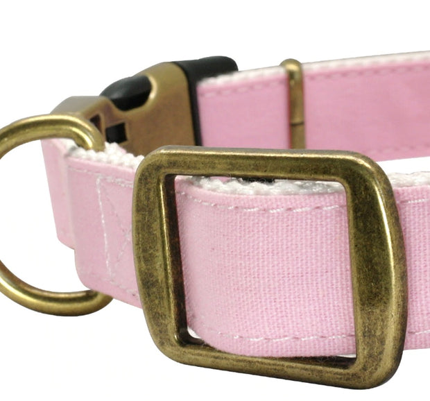 Collar Pastel Custom Engraved Dog Collar Homeplistic