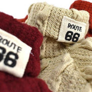 dog sweater Route 66 Cable Knit Dog Sweater Homeplistic