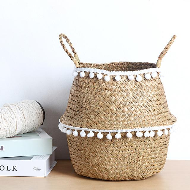 Shop Seagrass Basket from (Vendor not listed) on Openhaus