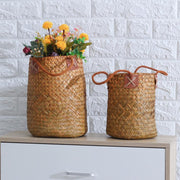 Basket Willow Woven Baskets Homeplistic