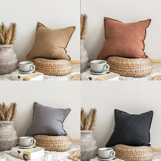 Lyle Linen Pillows