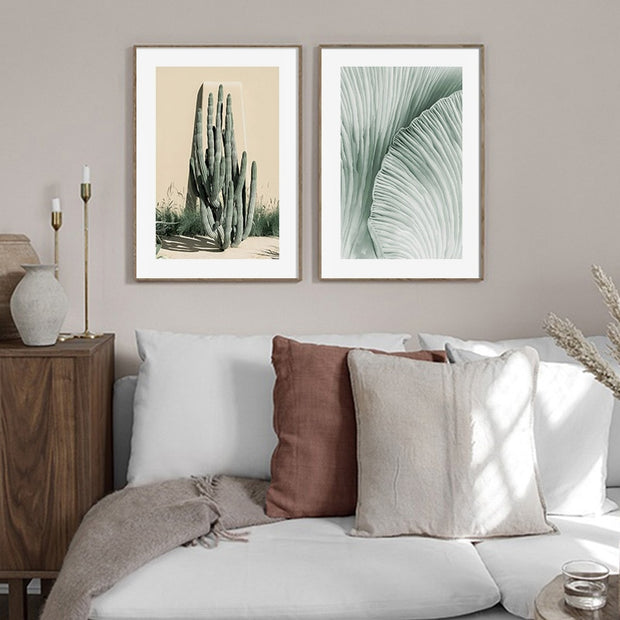Days in the Desert Canvas Prints