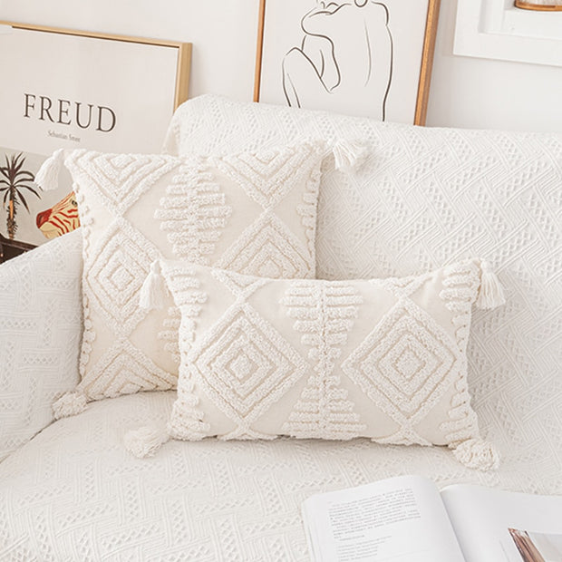 Textured Linen Jimena Pillows