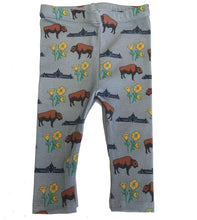 Load image into Gallery viewer, Buffalo Poppies Kids and Baby Leggings