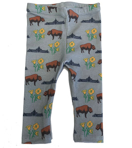 Buffalo Poppies Kids and Baby Leggings