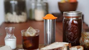 Cold Brew Coffee Jar